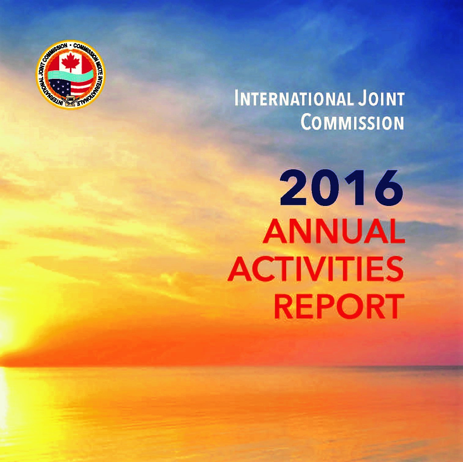 Flooding Studies, Regulation Plans, and the IJC Annual Activities Report