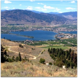 Western Drought and Salmon Top Agenda for 2015 Osoyoos Lake Water Science Forum