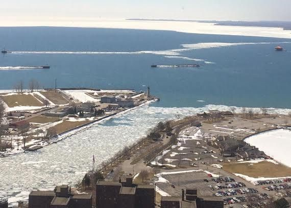 All About the Lake Erie-Niagara River Ice Boom