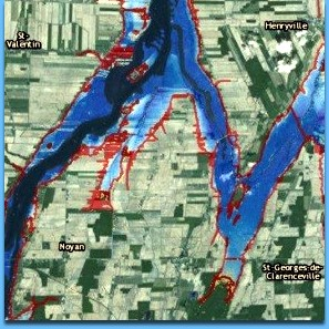 Plan of Study Yields Innovative Forecasting Products for Lake Champlain-Richelieu River Basin