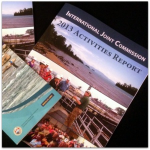 IJC Receives Progress Reports from Boards, Publishes 2013 Activities Report