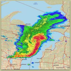 They Come in Waves: Seiches and a Type of Tsunami Affect the Great Lakes