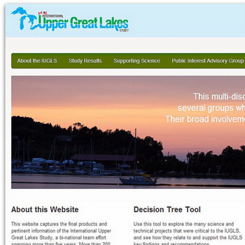 Explore the Science behind the International Upper Great Lakes Study