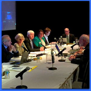 Updates on Progress from Coast-to-Coast Highlight IJC Spring 2015 Semi-Annual Meeting