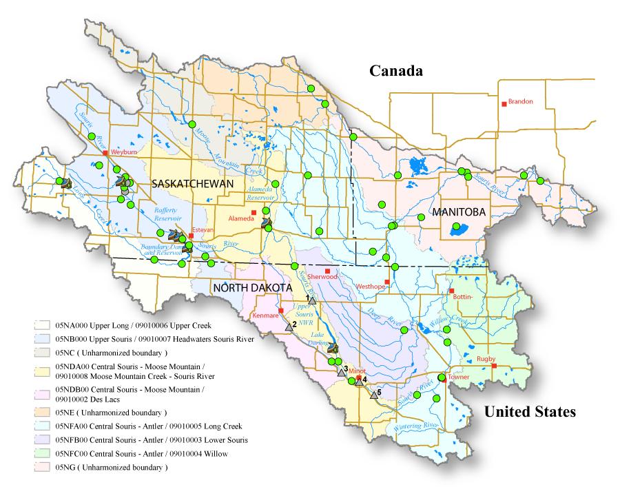 Souris River Basin - USGS