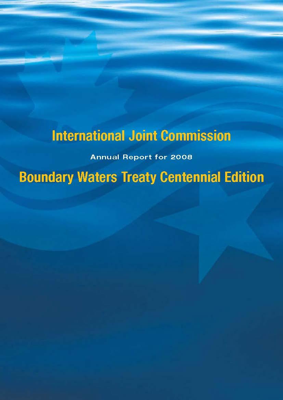 IJC Centennial Report