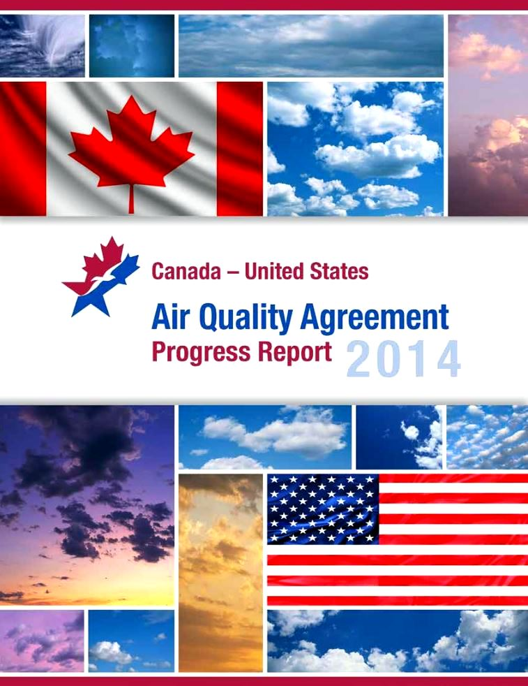 Air Quality Progress Report 2014 - Public consultations 2015