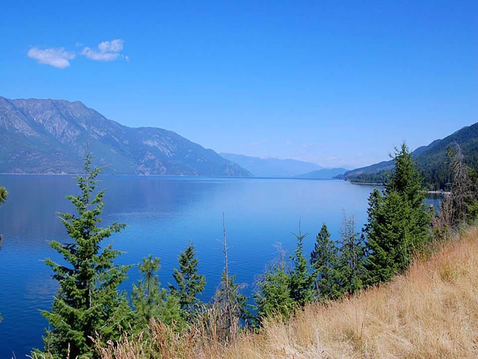Lac Kootenay. Source de la photo : Gwyn Graham