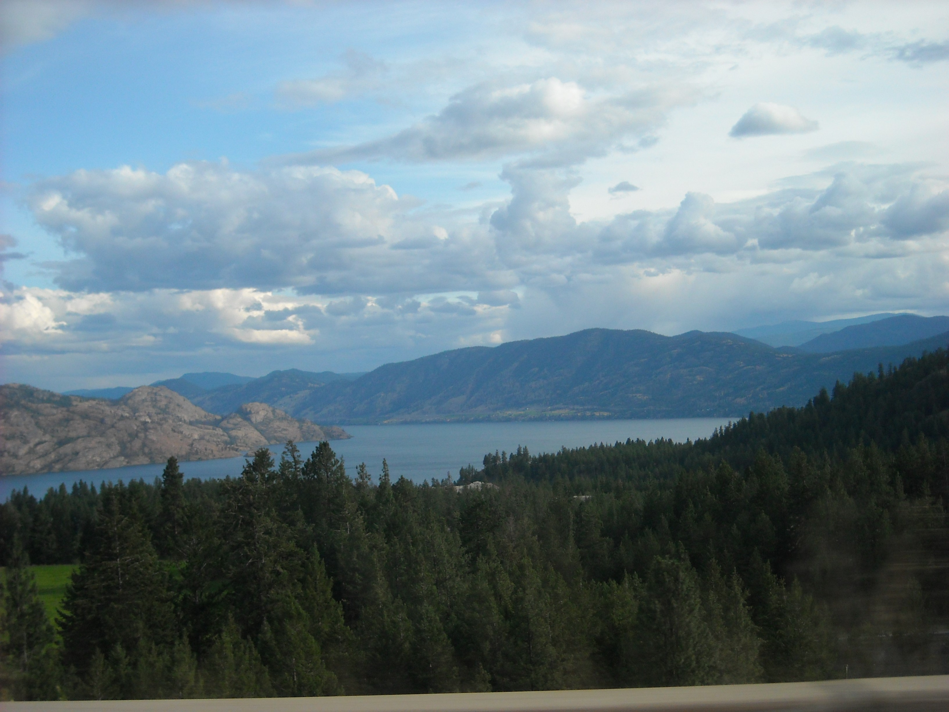 Officials in the Okanagan basin in British Columbia are increasingly concerned about zebra and quagga mussels, as the invasive pests continue to spread westward. Credit: AndrewEnns