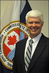 Rich Moy, Commissioner